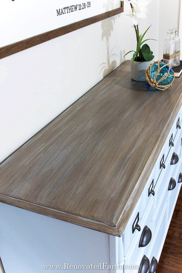 How To Gel Stain Wood Furniture Make Stained Furniture