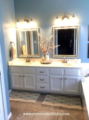 Light and Airy Master Bath