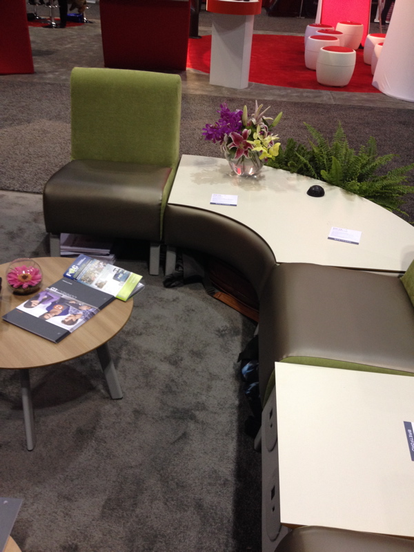Bretford Motiv furniture - I would LOVE to have these in my media center