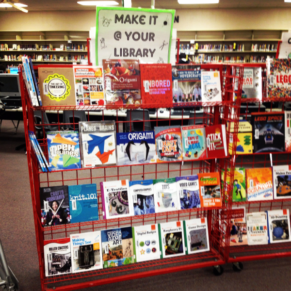 Stem School Grants: The STEM Maker Library Grant