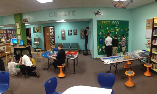 Makerspace Journey Renovated Learning