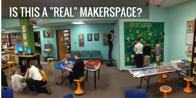 Defining Makerspaces