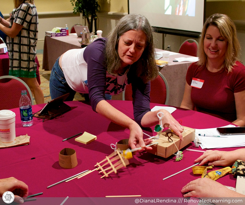 Look for opportunities for hands-on learning