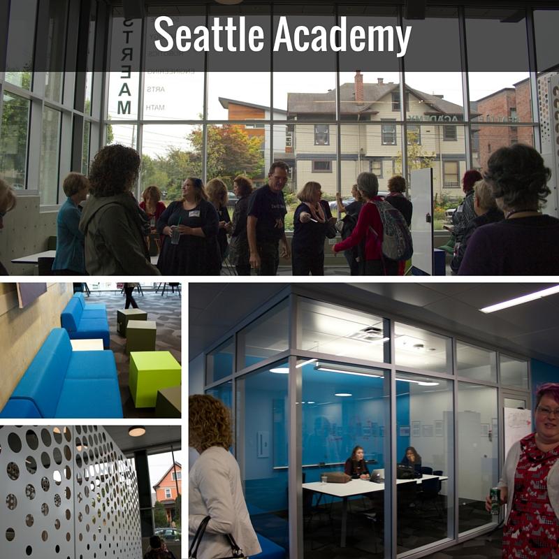Seattle Academy   @DianaLRendina RenovatedLearning