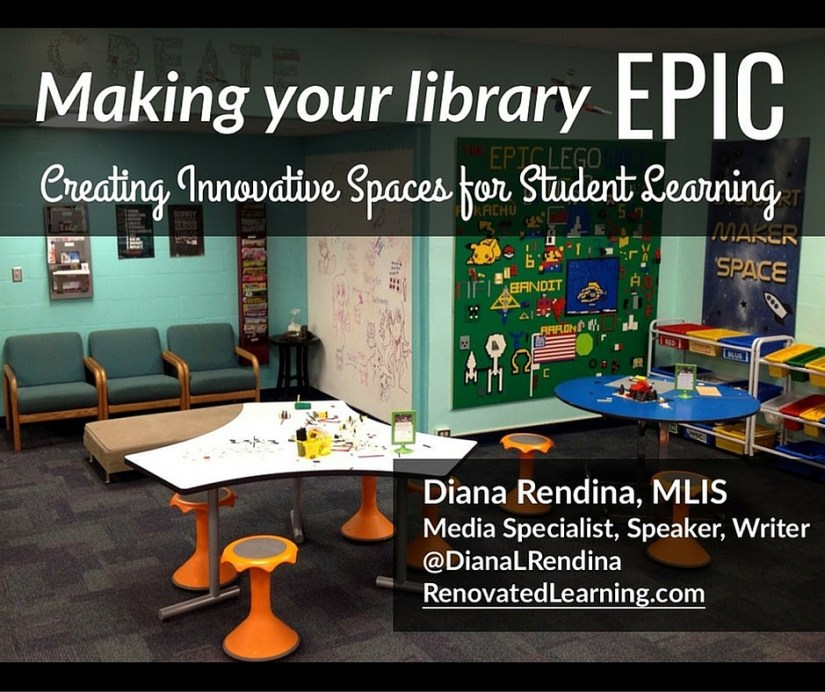 Making Your Library EPIC
