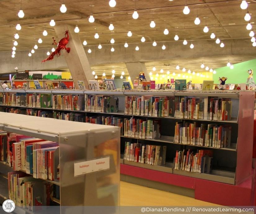 Seattle Public Library - Children's Floor