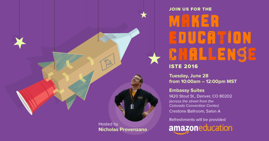 The Amazon Maker Challenge