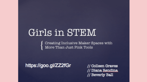 Girls in STEM