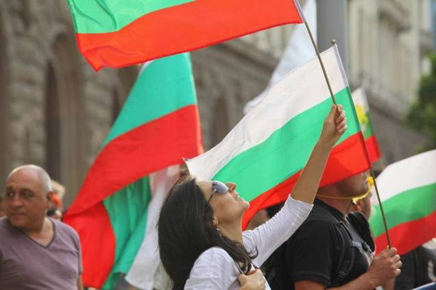 #ДАНСwithme Civil society is awakening in Bulgaria
