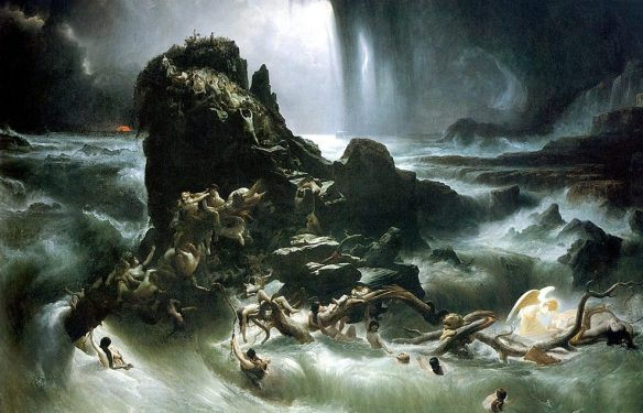 Francis Danby – The Deluge