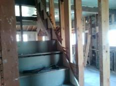 Old staircase be gone!