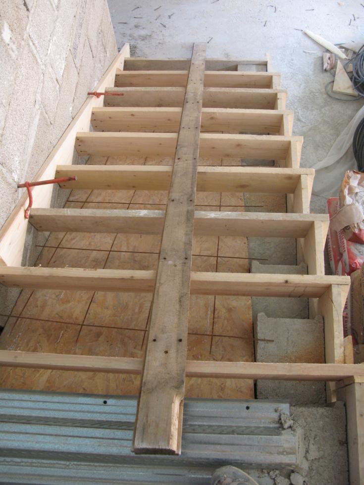 Semaine 27 L Escalier Marche Apres Marche La Grange Loft D Athayuyu