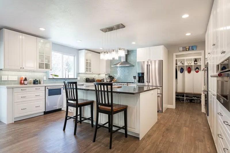 Layton Expansion Kitchen Remodel