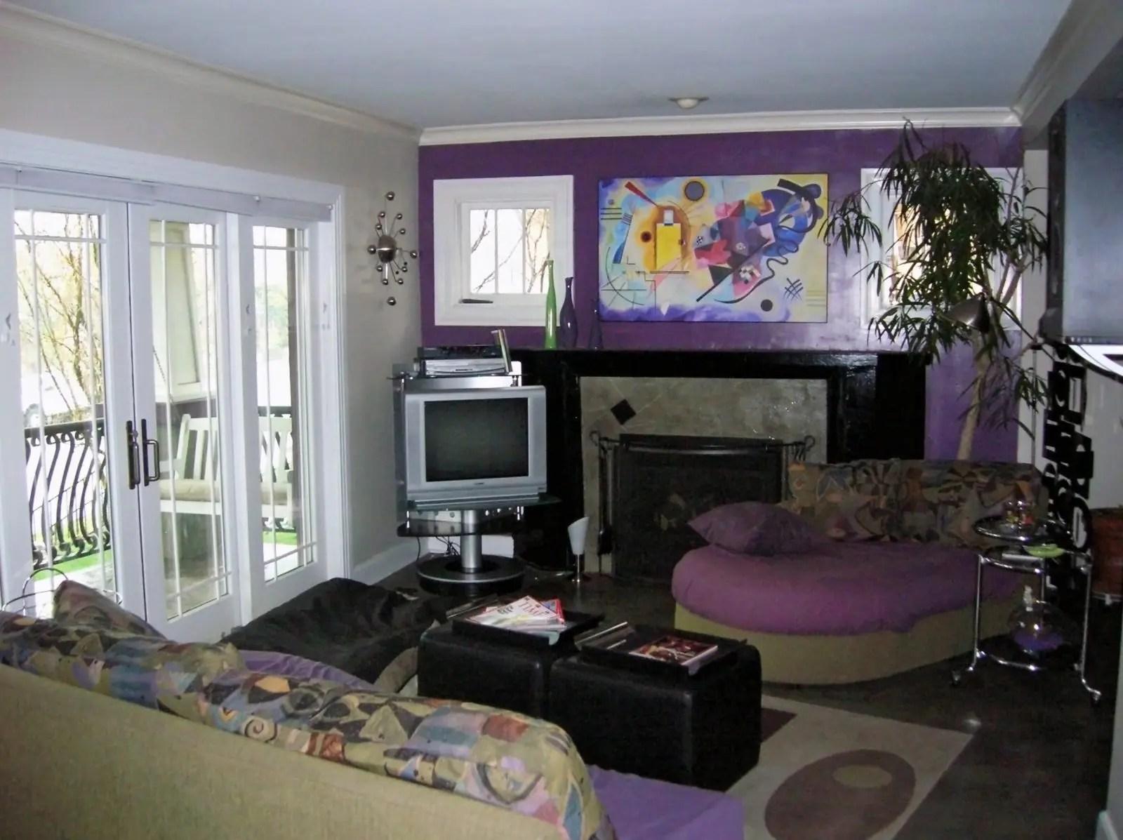 1500 East Bungalow Loft Family Room  Renovation Design Group