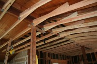 Raising Ceiling Joists In Garage
