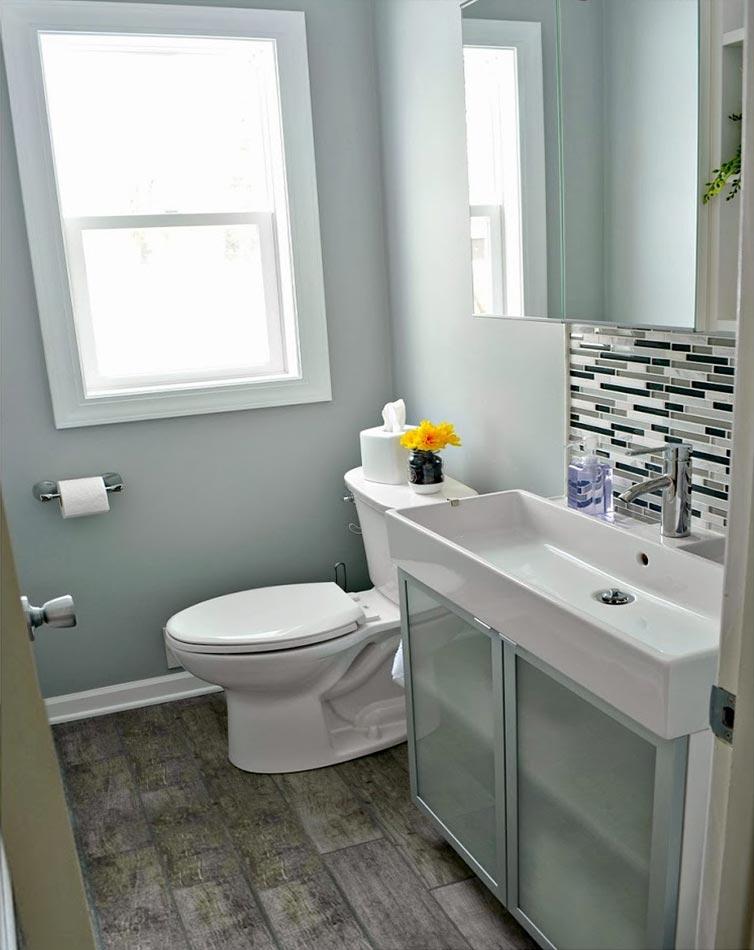 salle de bain r novation gcp. Black Bedroom Furniture Sets. Home Design Ideas