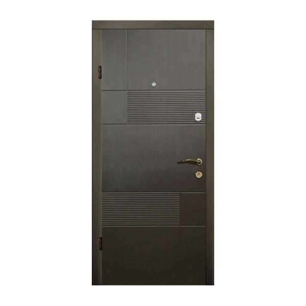 Вхідні двері магда 121 тик тёмный