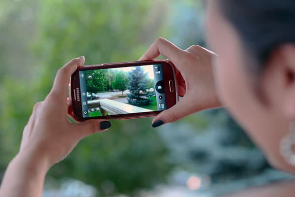 Utiliser un smartphone pour réussir les photos d'intérieur de son annonce immobilière