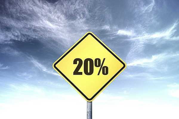 Ajoute 20% à ton budget travaux