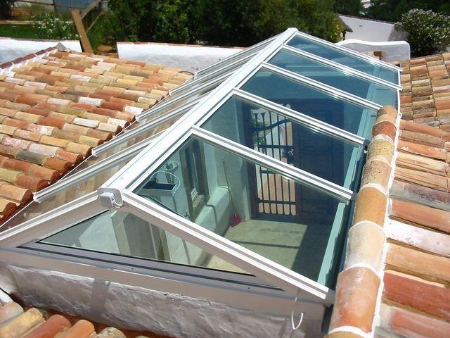 Pertimbangan menggunakan Atap rumah kaca