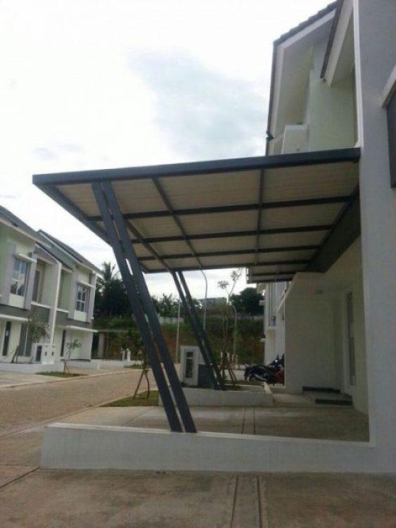 Inspirasi kanopi teras rumah