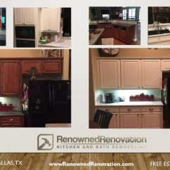 Used Kitchen Cabinets Dallas Tx Rustic Country Decor Face Lift Lights Up Older Renowned Renovation Facelift Counter Tops Jp