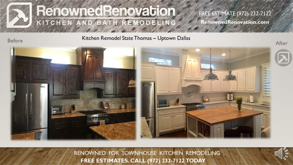 kitchen remodel dallas ebay sinks townhouse remodeling hugo place at state thomas uptown swipe left right to see more