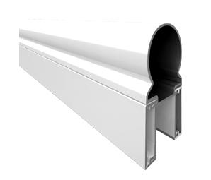Renaissance Rail aluminum railings 5000 handrail profile