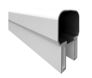 Renaissance Rail aluminum railings Empire handrail profile