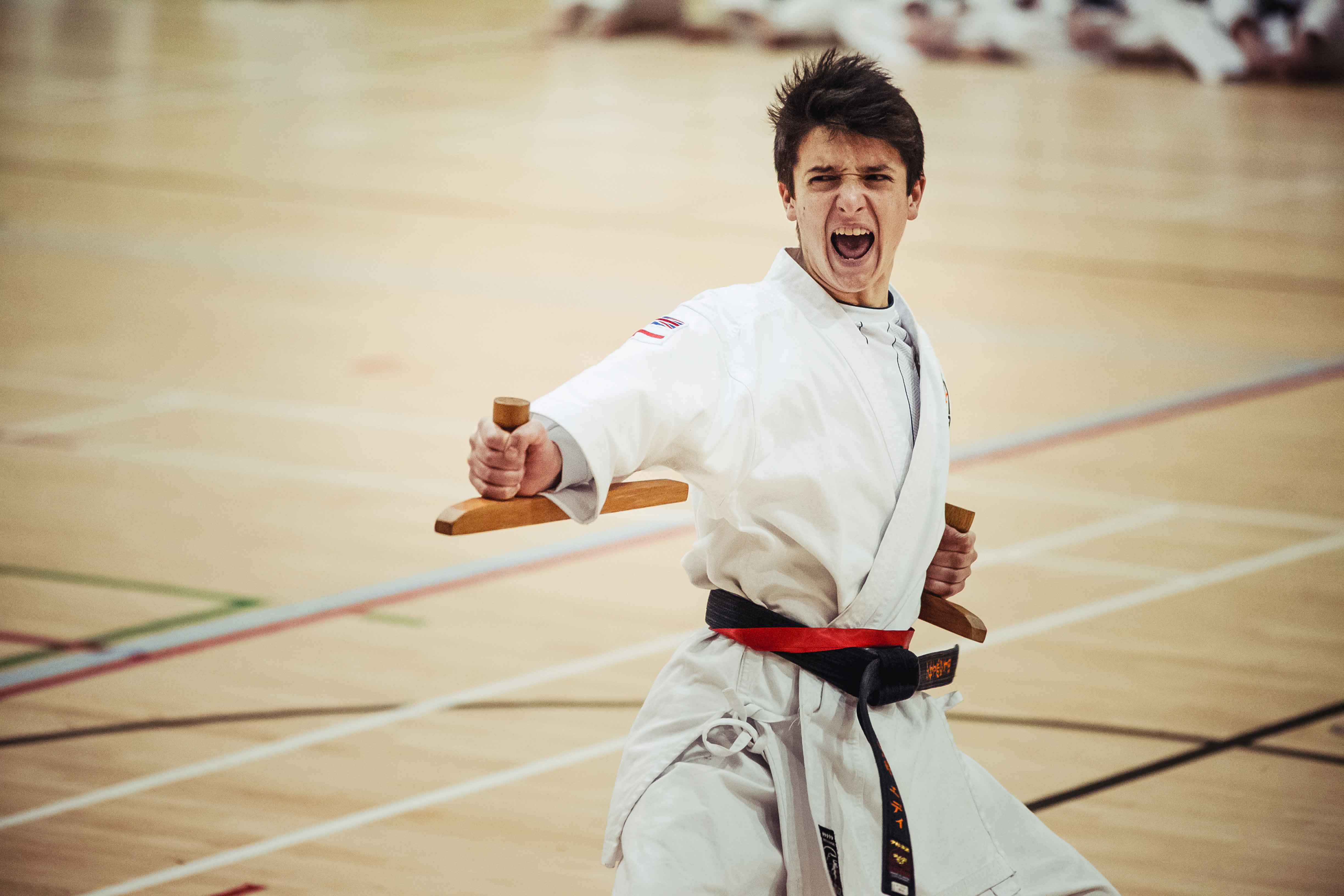 Renshinkan Karate England  The heart of traditional karate