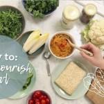 How To: My Favorite Vegan Nourish Bowl - Rens Kroes