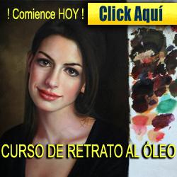 Curso de Retrato al Oleo