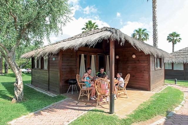 Camping Cambrils Park aan de Costa Dorada  ViaLora