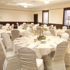 Tablecloths And Chair Covers For Rent Cover Rental Milwaukee Ivory All Inc Spandex Celebrations By Located In Sioux Center Wedding
