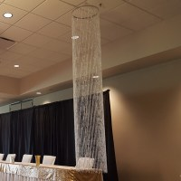 Crystal Column - Rent-All Inc.