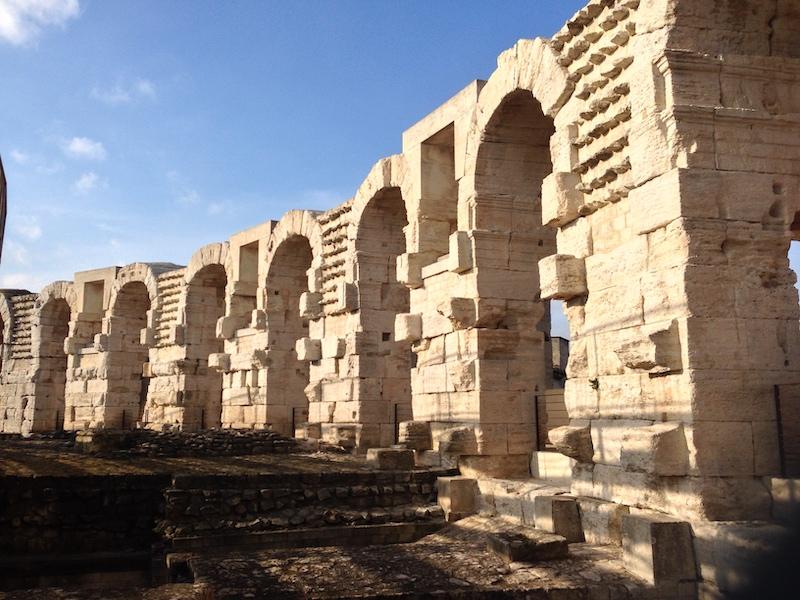 Luberon villages Provence France Rent-Our-Home rentourhomeinprovence Arenes d'Arles Roman amphitheatre