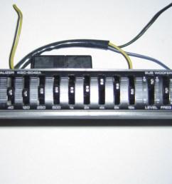 kenwood equalizer deals on 1001 blocksused genuine kenwood kgc 6042a car in dash graphical equalizer wiring [ 1299 x 678 Pixel ]