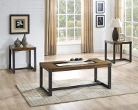 'Christopher' Coffee & End Tables - Set of 3
