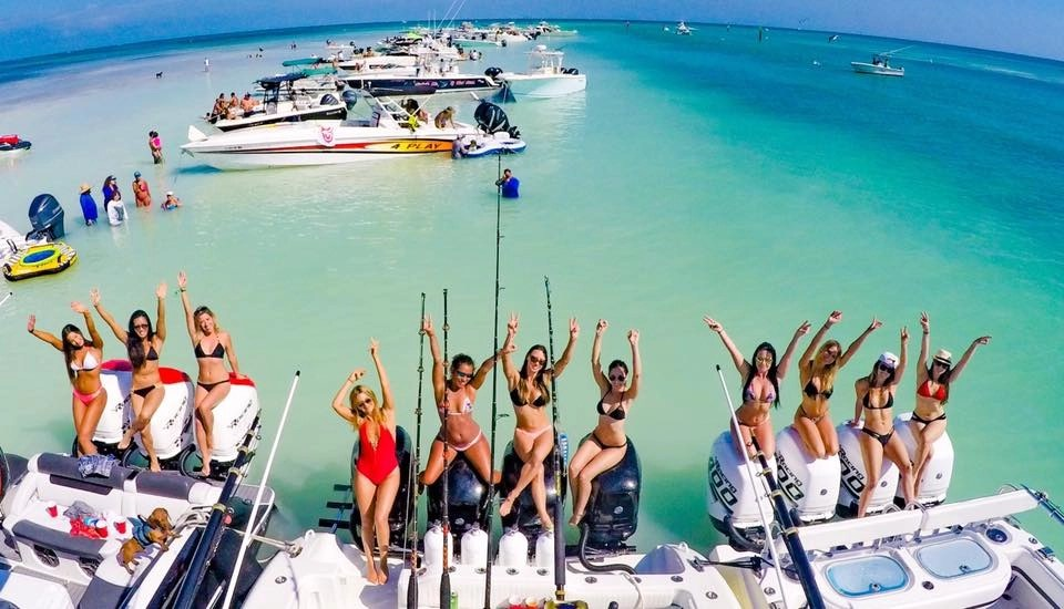 The Party Experience Rent A Boat With A Captain