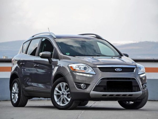 Ford Kuga 2013 Rent a Car Aeroport Cluj