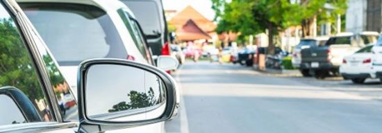Parcare masina inchiriata cluj pe strada