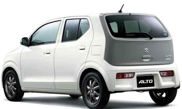 Rent a Suzuki Alto new in Lahore