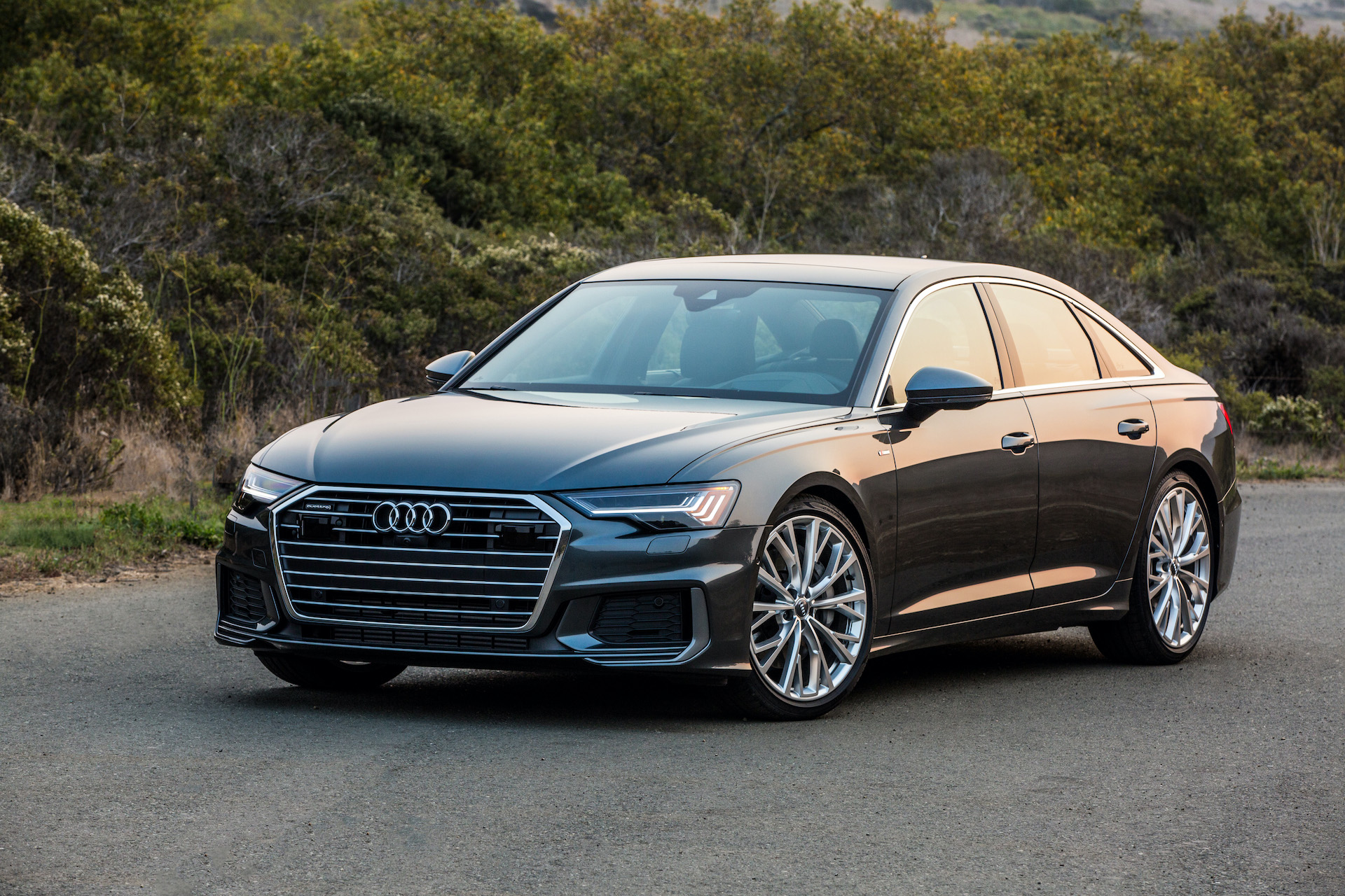 Rent a Audi A.6 in Lahore