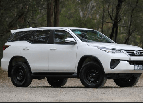 Rent a Toyota Fortuner 2020 Lahore