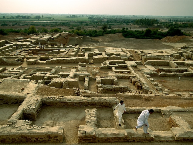Lahore To Harappa Tour