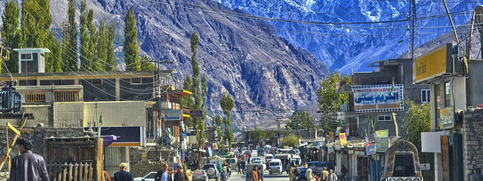 Lahore To Hunza Valley Tour
