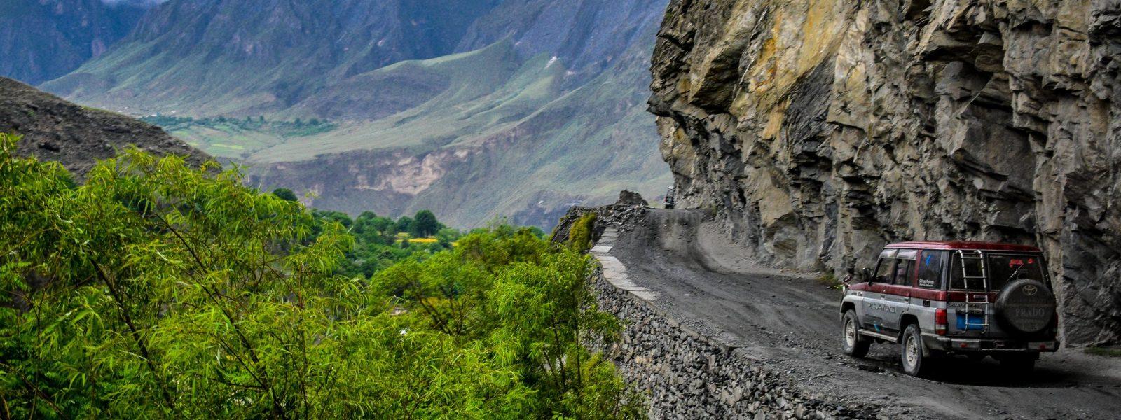 Lahore To Kalash Valley Tour