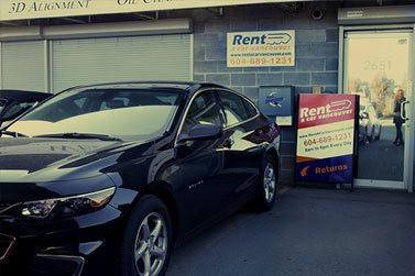 Rent a car for cheap