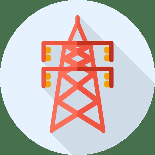 inspección de tendido eléctrico con drones