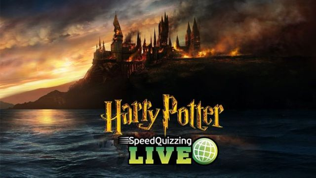Harry Potter Online Virtual Trivia Game Show